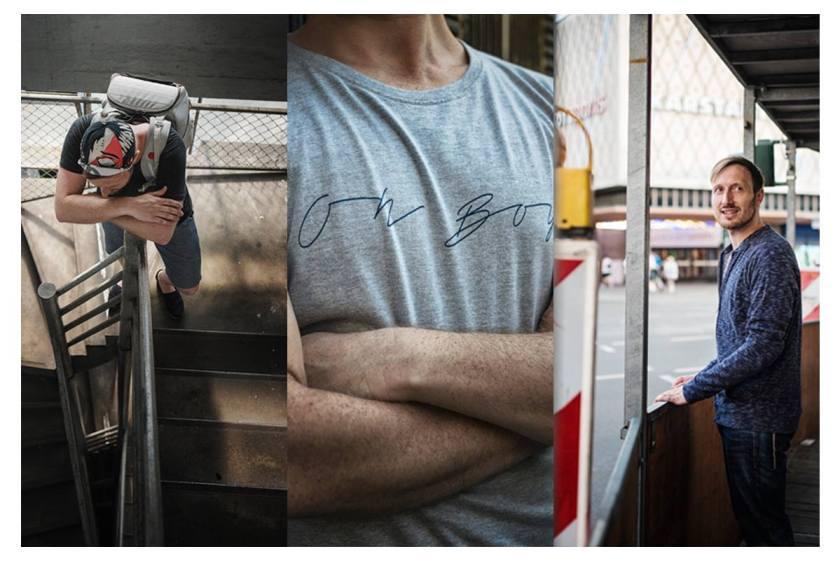 Z² auf der Kantstraße – die Outfits | Berlin-Charlottenburg | Wunderwerk | Noble Project | Good Society | Uniforms for the Dedicated | A H 3 1 0 | Fotos: Renè Zieger | GROSS∆RTIG