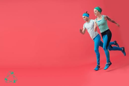 #runlikealf | Joggen / Laufen / Aktiv sein | Projekt mit nice to meet me & vivobarefoot | GROSS∆RTIG