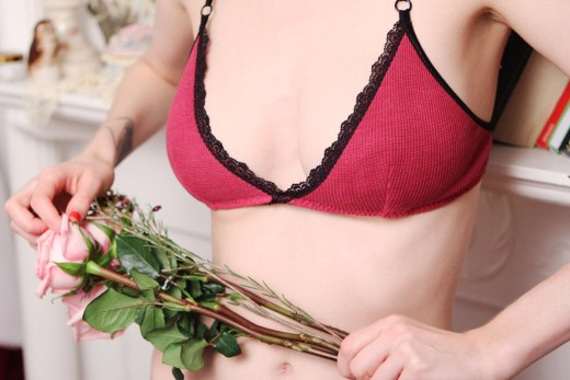 Clare Bare | Lingerie aus Los Angeles | Holiday Lookbook | Foto: Clare Bare | GROSS∆RTIG