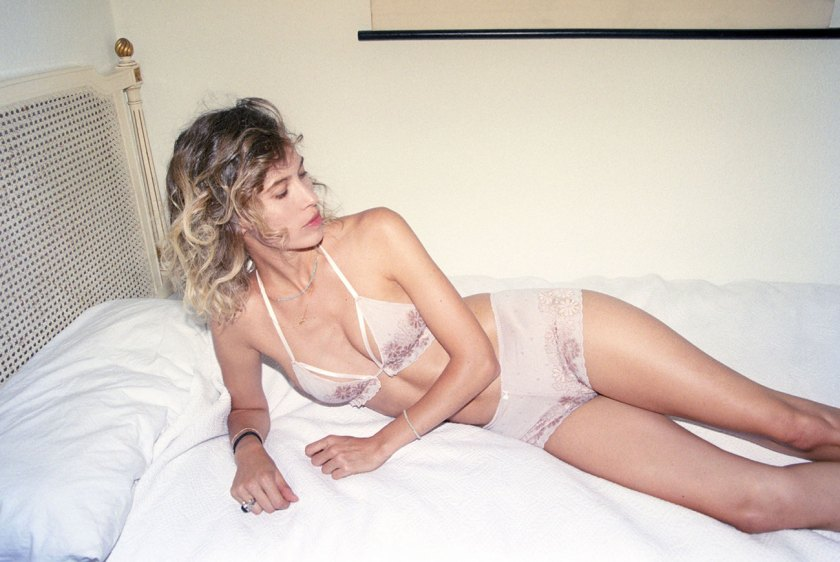 Anekdot | Underwear from Berlin | Upcycling Lingerie | The Motel Collection | Foto: Anekdot | GROSS∆RTIG