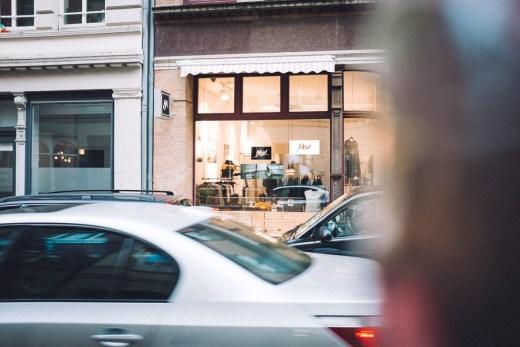 Mojo | Streetwear aus Hamburg | Store | Schanze | Made in Europe | 2016er Kollektion | Foto: Ben Hammer | GROSS∆RTIG