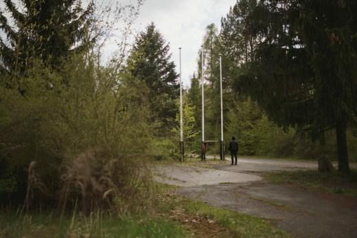 Z² - Zahn und Zieger unterwegs | Deutsch-Deutsche Geschichte | Dreilinden | Grenzübergang Drewitz | Checkpoint Bravo | Foto: René Zieger | GROSS∆RTIG