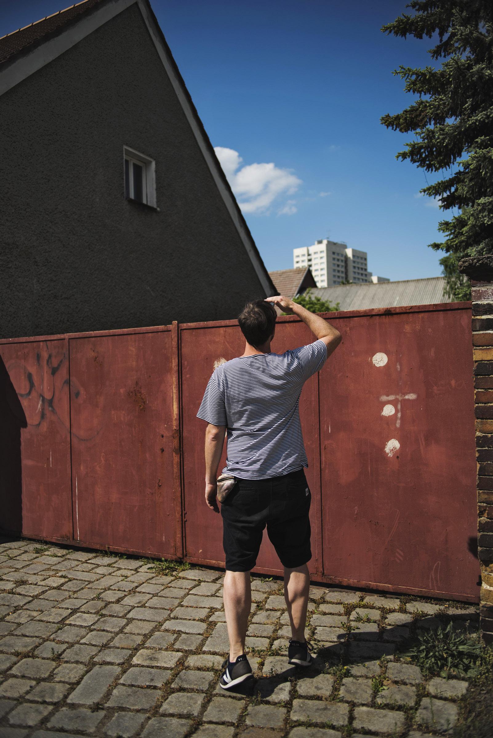 Die letzten Tage des Sommers | Outfit | OOTD | Zahn und Zieger unterwegs | Neulich in Marzahn | Foto: René Zieger | GROSS∆RTIG