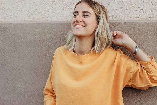 Im Interview: Corinna Borucki | Coco Malou ethical lingerie | Crowdfunding auf Startnext | Foto: Coco Malou ethical lingerie | GROSS∆RTIG