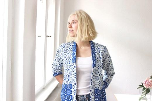 Anuschka Rees | Dumont Verlag | Das Kleiderschrank-Projekt | Foto: Benjamin Thies | GROSS∆RTIG