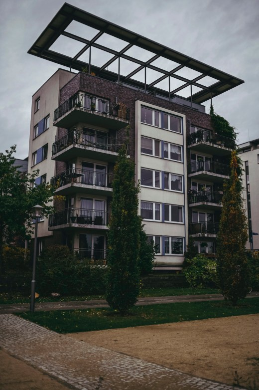 Doppelzett - Zahn und Zieger unterwegs in Berlin - Rummelsburger Bucht