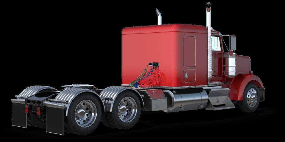 led lights for heavy duty trucks