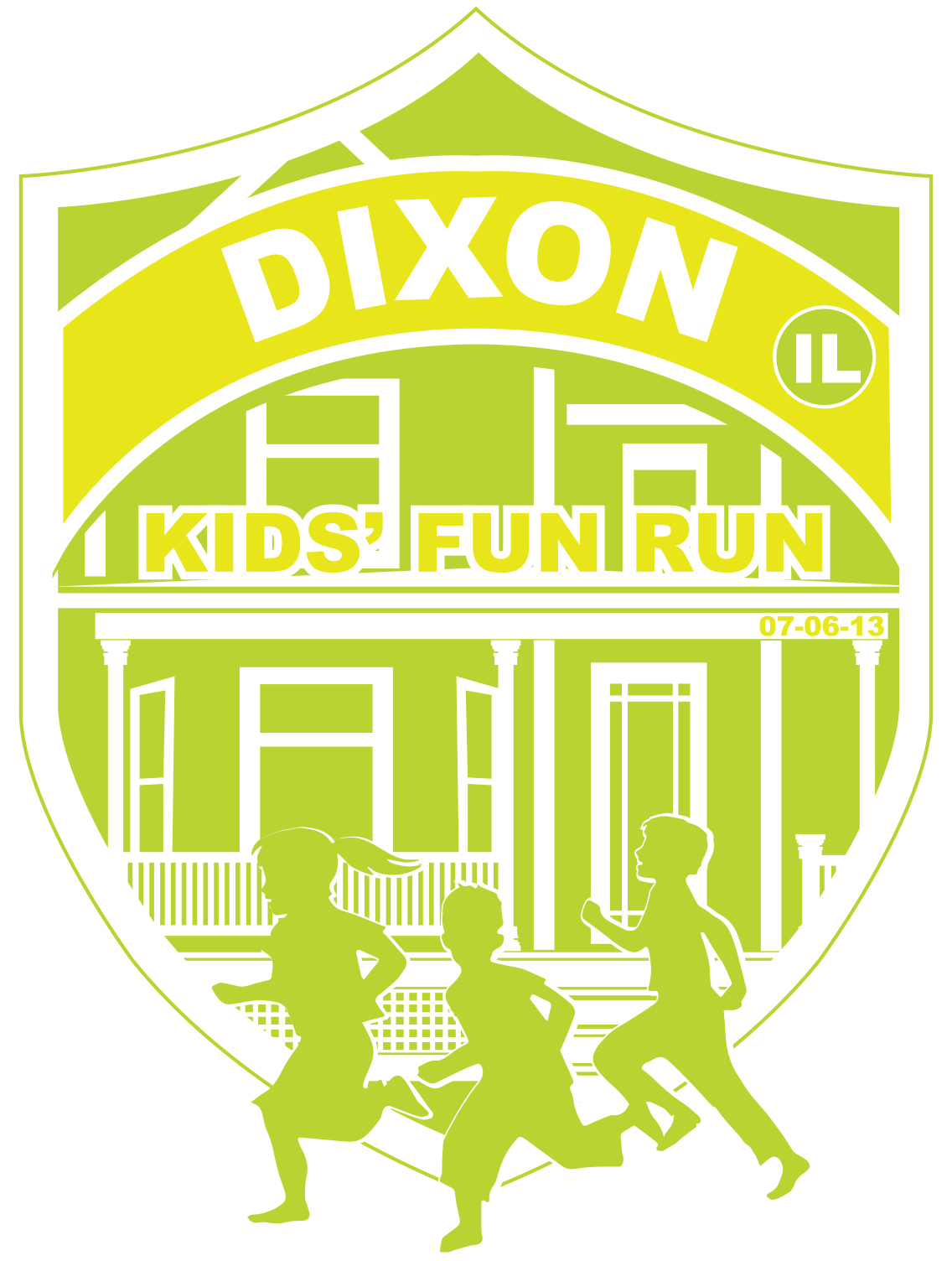 kids fun run 2013