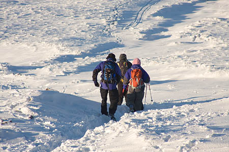 Dressing for the conditions can help prevent hypothermia
