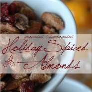 FB Holiday Spiced Almonds