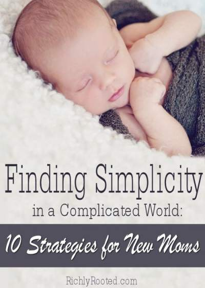 Finding Simplicity in a Complicated World | I am a firm believer in the value of simplicity! If you want to be intentional about how you steward your possessions and how you design your living space, this article is for you. I encourage you to start by simplifying your living space. De-cluttering is the easiest way to de-stress your life! But where do you start? How do you know what to get rid of and what to keep?