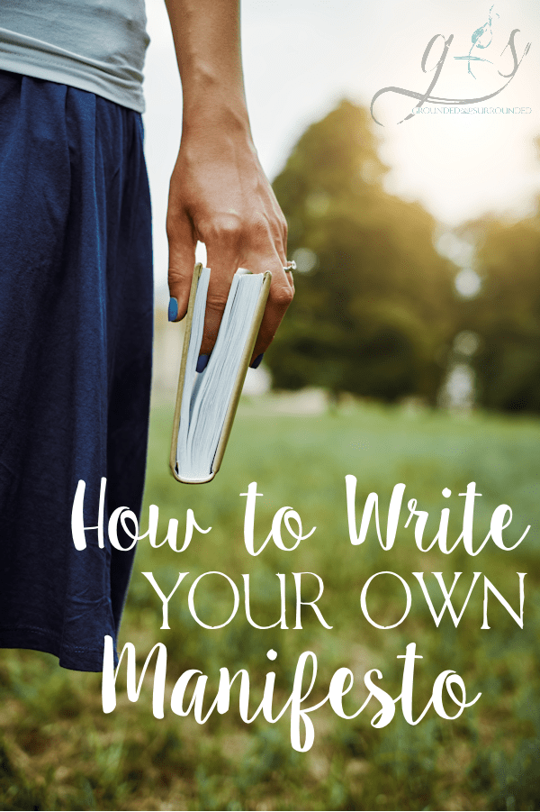 In this article and free workbook, you will learn how to write and design your own personal manifesto in 5 simple steps. No matter what your journey looks like in life, or what dreams you are pursuing, having a clear purpose and goal set out before you will increase your chances of success ten-fold!