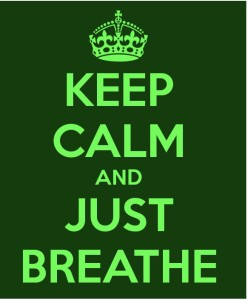 keep calm and breath pdf