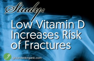 Study: Low Vitamin D Increases Risk of Fractures