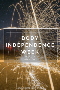 body independence week featured image