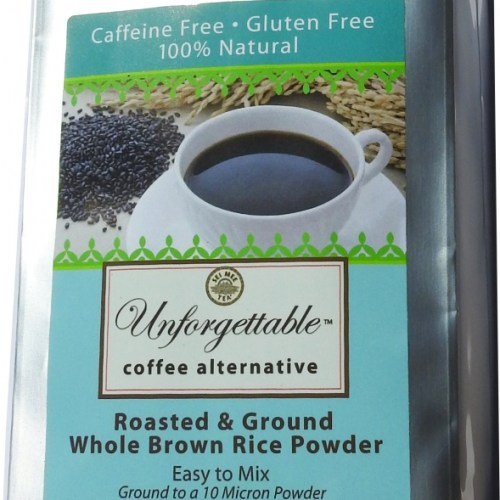 """Unforgettable"" Roasted Brown Rice Coffee - 200 cups"