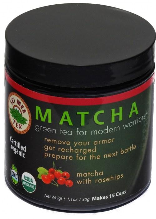 Matcha Rosehip - 30g
