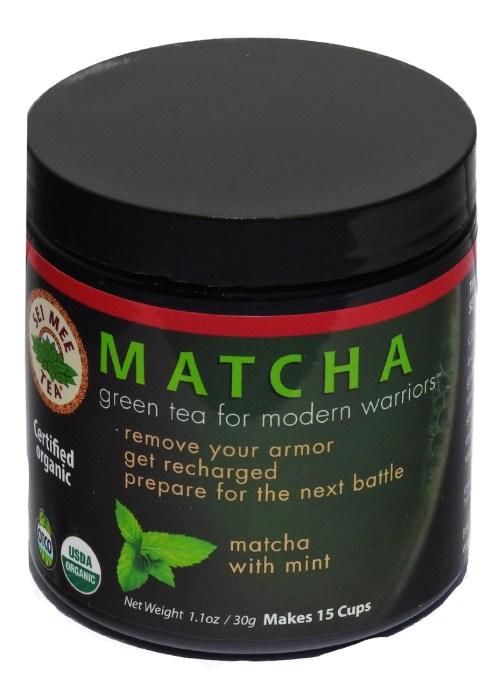 Matcha Mint, Organic - 30g