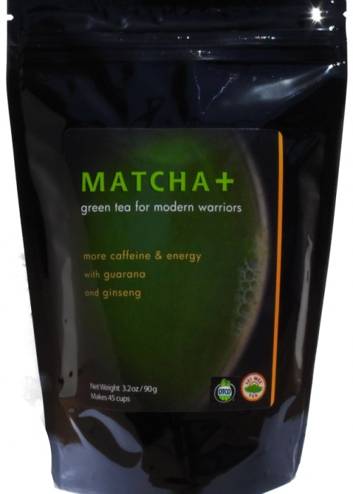 Matcha with ginseng and guarana - 90g