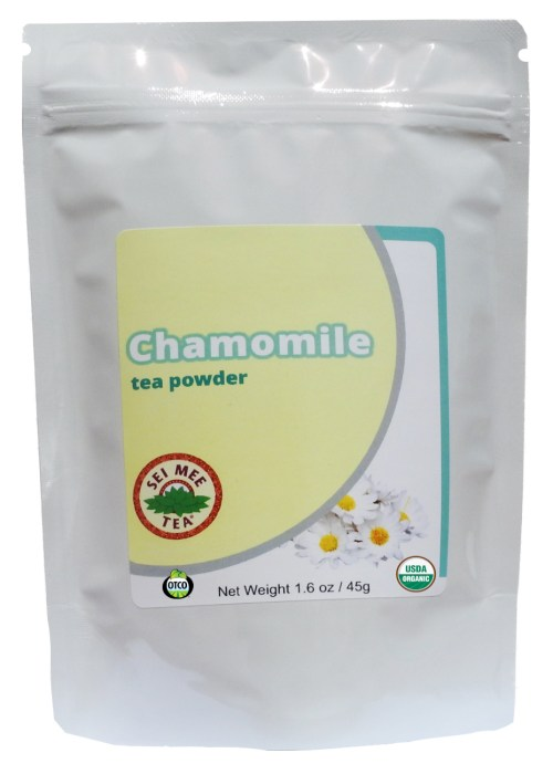 Organic Chamomile Tea Powder
