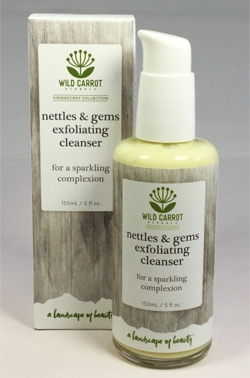 natural skin care cleanser