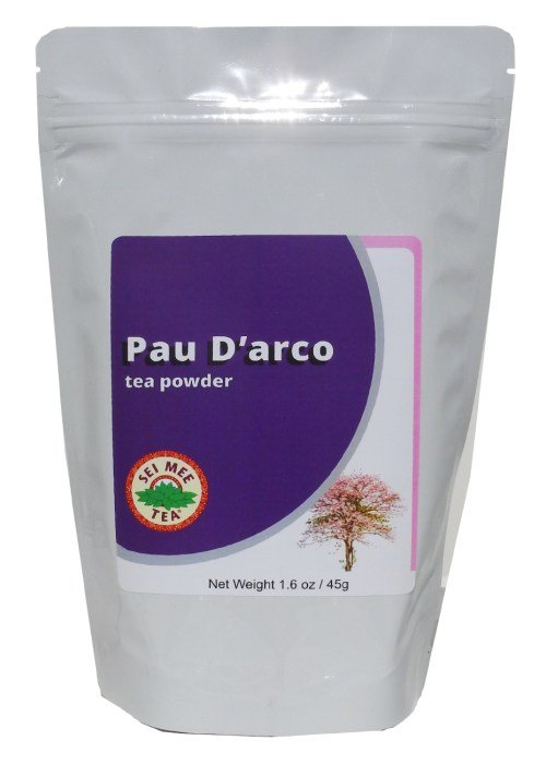 Pau D'arco Tea Powder