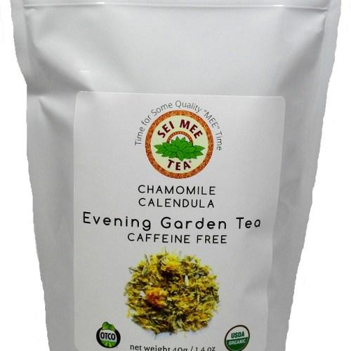 Organic Evening Garden Tea