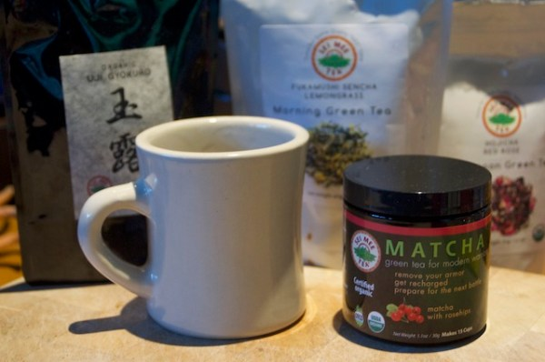 Make a mindful tea time a day