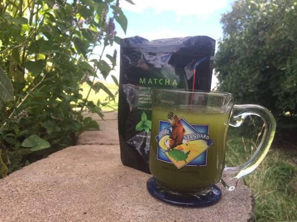 Tea break with SEI MEE TEA Matcha Mint