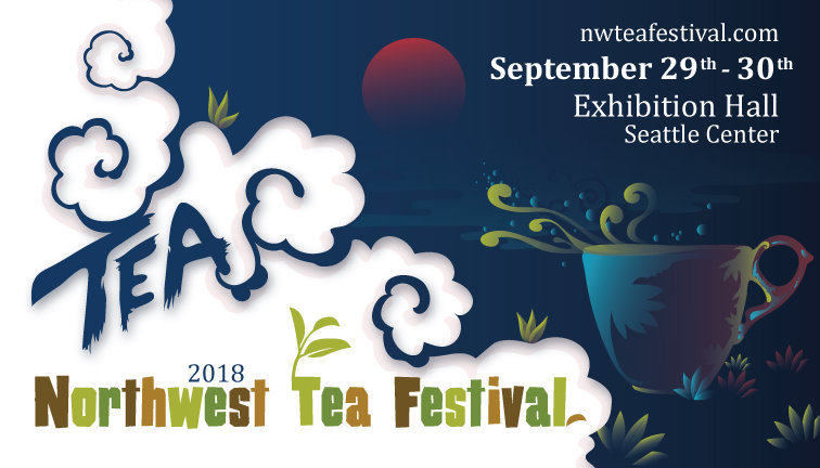 Visit Booth#45 at NW Tea Festival