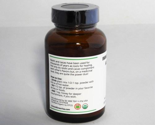Immune Booster Adaptogen Description