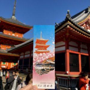 Kyoto Kiyomizudera Temple 3