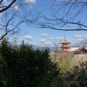 Kyoto Kiyomizudera Temple 6