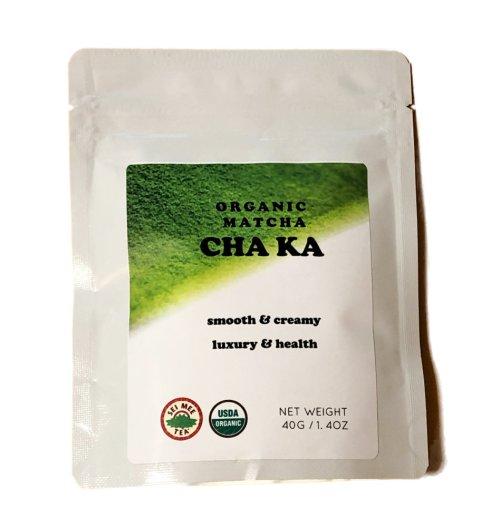 sakamoto gyokuro powder matcha tea