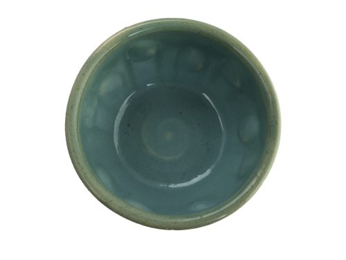 Ted Juve Tea Bowl Double Teal
