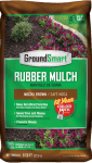 Mocha Brown Rubber Mulch Bag Package