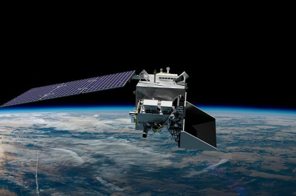 NASA PACE Satellite (source: NASA)