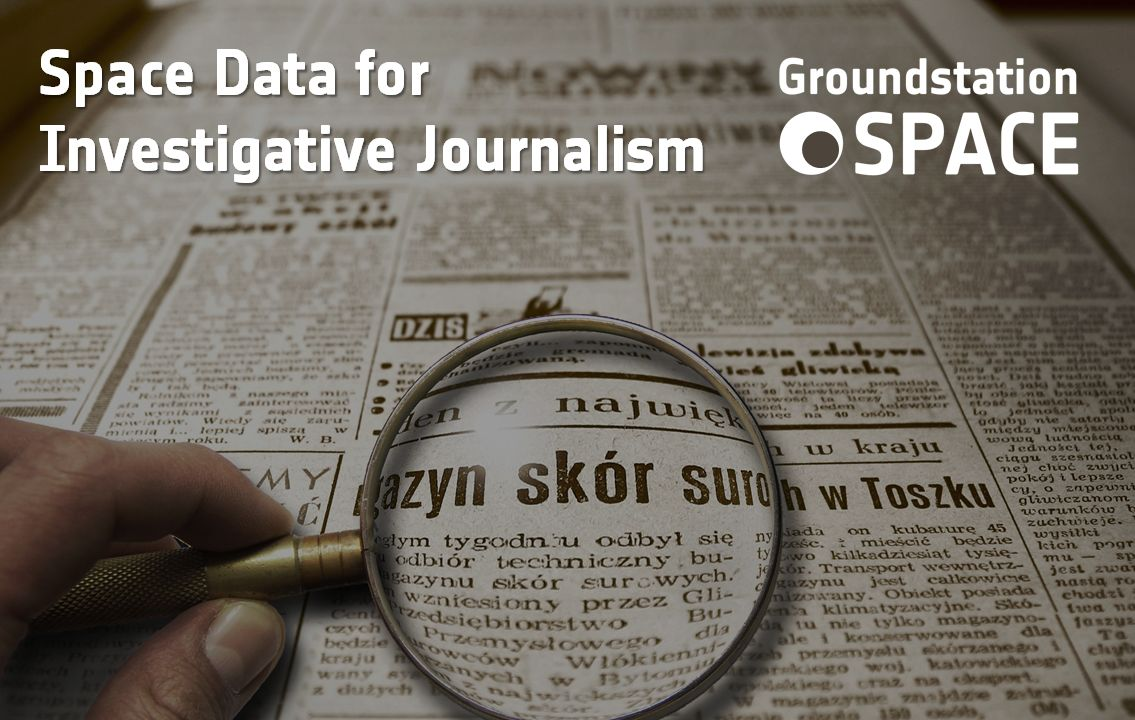 dotSpace hosts webinar on Earth Observation for investigative journalism