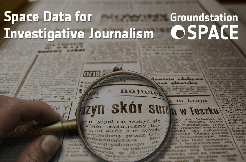 dotSpace hosts webinar on Earth Observation for investigative journalism