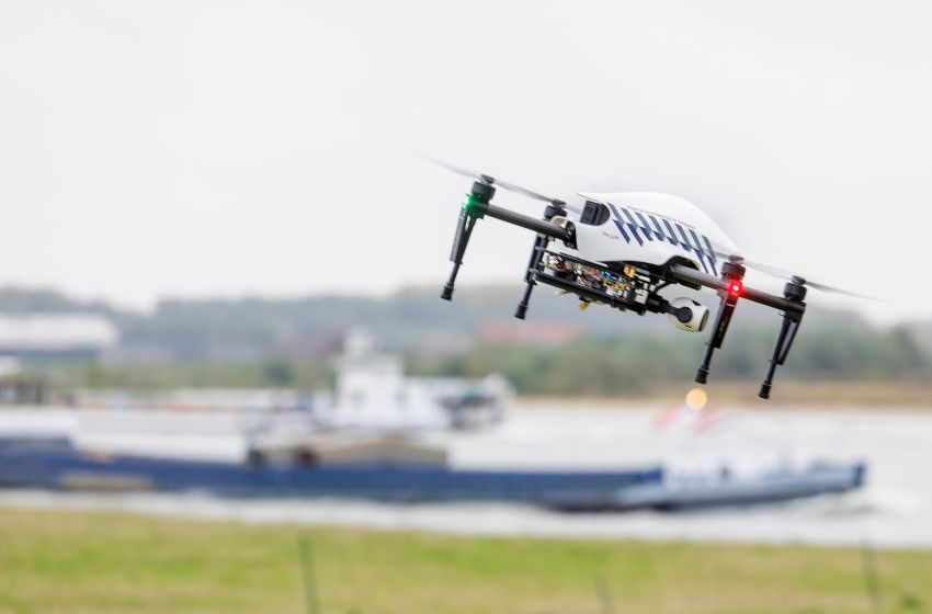"""New buyer group """"AI image recognition and drones"""""""