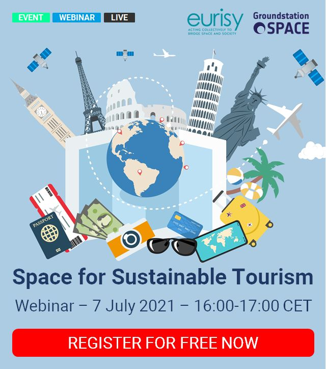 Space for Sustainable Tourism Webinar 7 July 2021