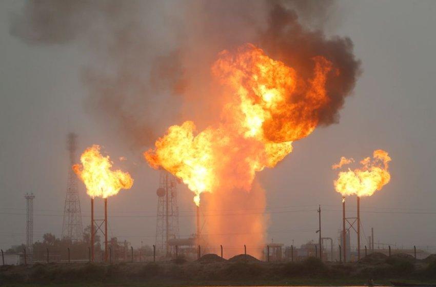Detecting methane leaks from space