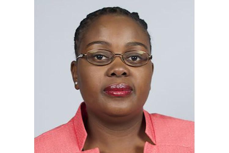 Photo of Mmamoloko Kubayi