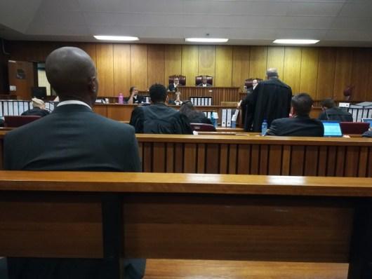 Photo of court