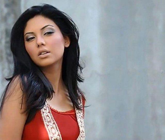 Hottest Pakistani Models Sunita Marshal