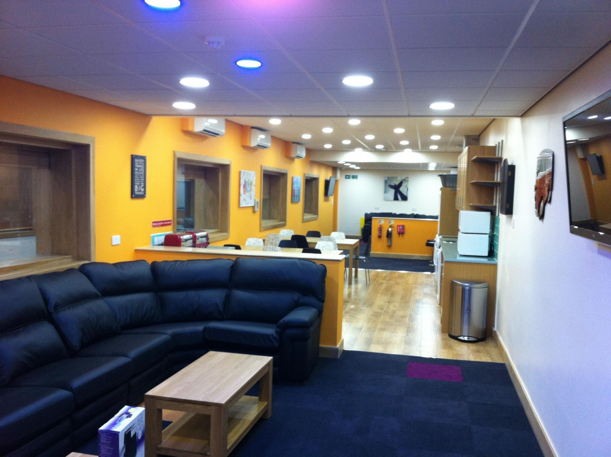 Queen Ethelburgas College Large Group Campus To Rent York