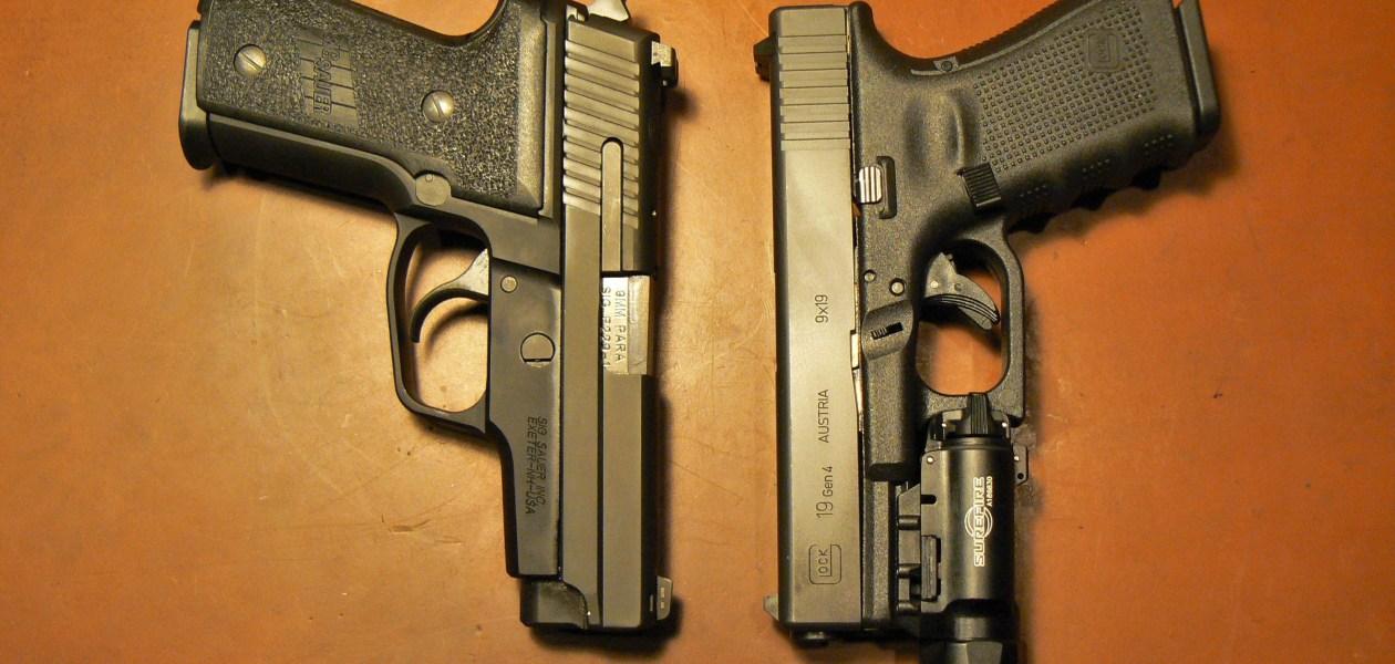 Try These Sig P229 Vs Glock 23 Gen 4 {Mahindra Racing}