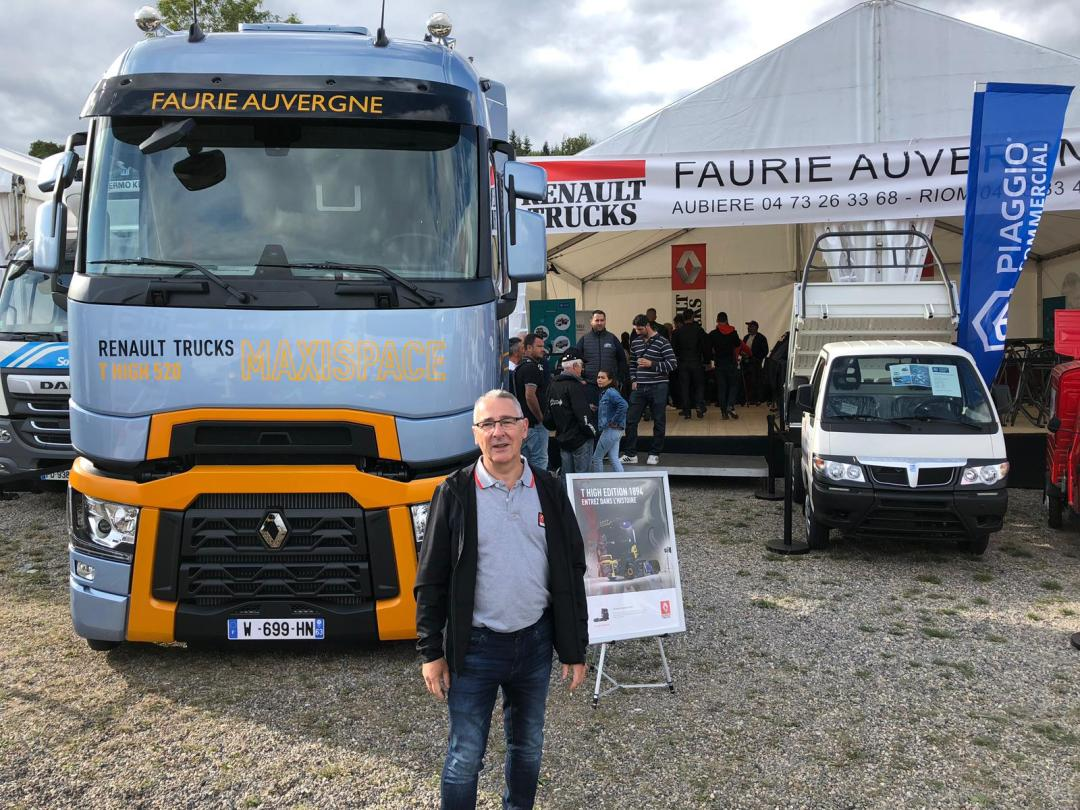Grand Prix Camion Charade - Actualité Groupe Faurie