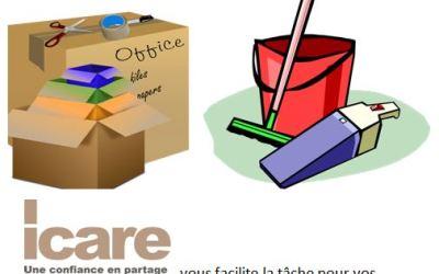 vous avez le projet de déménager, Icare vous apporte une aide!