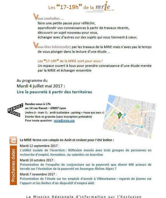 La Mission d'Information Régionale sur l'Exclusion, puits d'informations ouvert à tous
